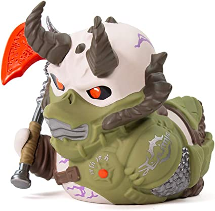 TUBBZ Doom Marauder Collectible Duck: Amazon.es: Juguetes y juegos