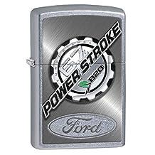 Zippo Lighter: Ford 6.7L Powerstroke - Street Chrome