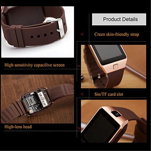 how to unlock smart watch dz09