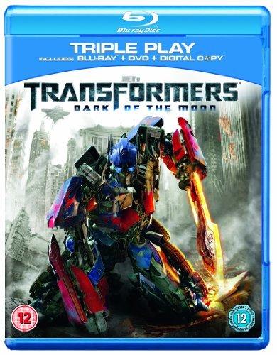 Transformers 3: Dark of the Moon [Blu-ray] (Transformers Dark Of The Moon 3d Blu Ray)