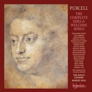 The Complete Odes and Welcome Songs of Henry Purcell / King's Consort
