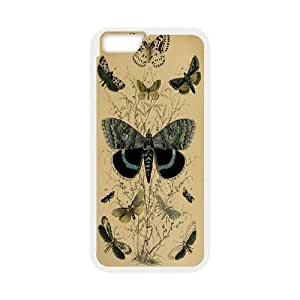 "Wholesale beautiful butterfly Case Cover Best For Apple Iphone 6,5.5"" screen Cases KJNT-L478906"
