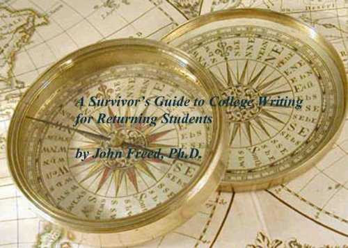 Download A Survivor's Guide to College Writing for Returning Students Pdf
