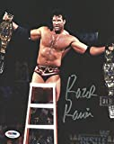 Scott Hall Razor Ramon Signed 8x10 Photo COA WWE Wrestlemania X Picture - PSA/DNA Certified - Autographed Wrestling Photos