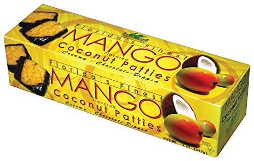 Anastasia Mango Coconut Patties One Size