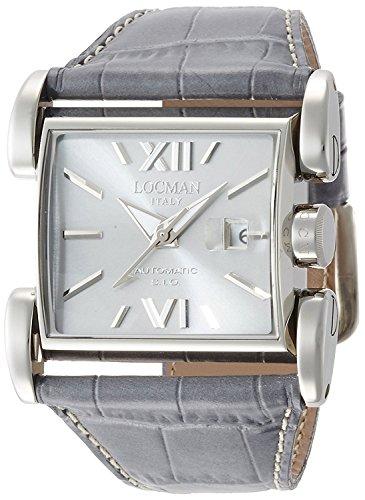 LOCMAN watch Latin rubber automatic leather belt unisex 0505 050500AGFNK0PSA