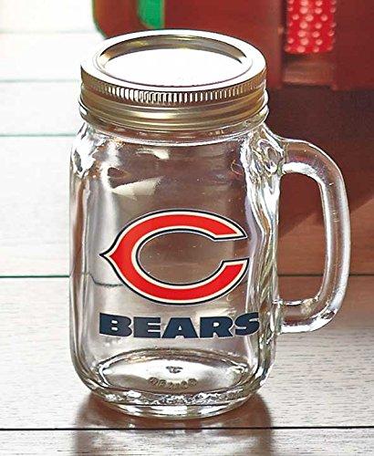 Bears Mason Jar