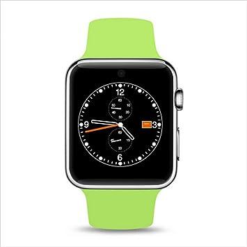 ZLOPV Pulsera Activa Smart Watch Bluetooth Round Screen Life ...