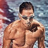 Speedo Hydrosity Swim Goggle, Smoke, One Size