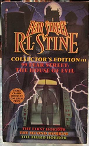 Image result for 99 fear street books
