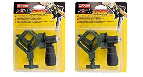 Wooster Brush F6333 Lock Jaw Tool Holder (2-(Pack)) by Wooster Brush