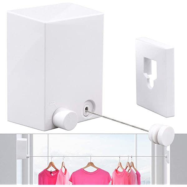 Fits All Sunbeam Models and Others Ideal Small Space Organization Solution Large Cord Storage Slot Wall Mount Bracket with Slot for T-Leg Ironing Board StorageMaid Steam Iron Holder