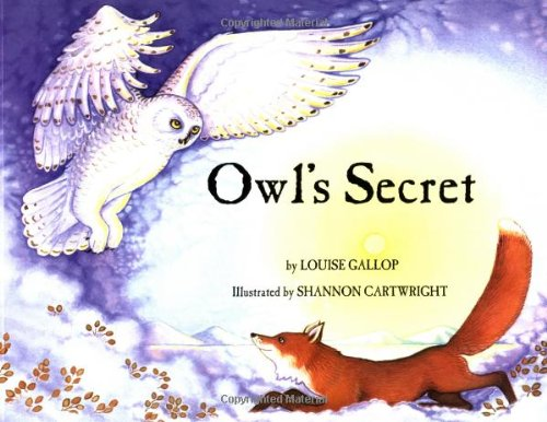 Read Online Owl's Secret (Last Wilderness Adventure) ebook