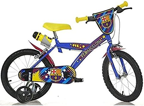 Ciclos ferrareis Bicicleta niños FC Barcelona 14/Bicicleta ...