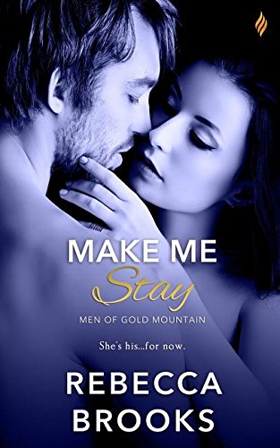 book cover of Make Me Stay