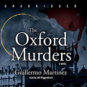 The Oxford Murders  Hörbuch
