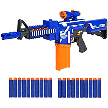 Amazon.com: Nerf N-Strike Elite Delta Trooper: Toys & Games