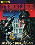 GURPS Timeline, Chris W. McCubbin, 1556342381