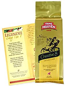Trung Nguyen Legendee Gold Coffee 8.8 oz