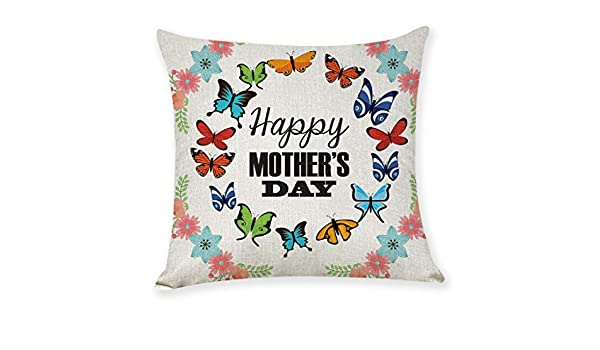 SO-buts Home Decor Happy Mothers Day Comfort - Funda para ...