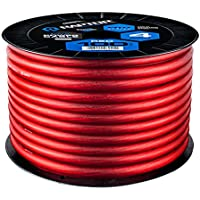 Raptor R4R4-100 MID SERIES - Power Cable (Red)