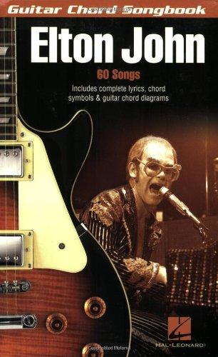 Elton John: Guitar Chord Songbook (Guitar Chord Songbooks)