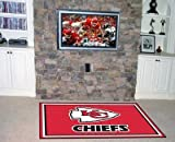 NFL - Kansas City Chiefs 4 x 6 Rug