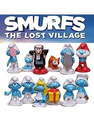ToysoutletUSA Smurfs The Lost Village Cake Topper
