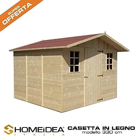 Home Idea Italia Casette In Legno Offerta Completa 330 X