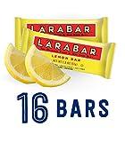 Larabar Gluten Free Bar, Lemon Bar, 1.8 oz Bars (16 Count)