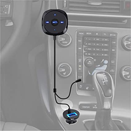 Amazon.com: Shentesel - Reproductor MP3 Bluetooth para coche ...