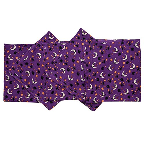 Original Elephant Brand Bandanas 5 Pack (Witches and -