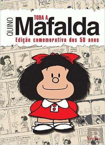 Toda a Mafalda (Portuguese Edition): Quino: 9789722231299 ...