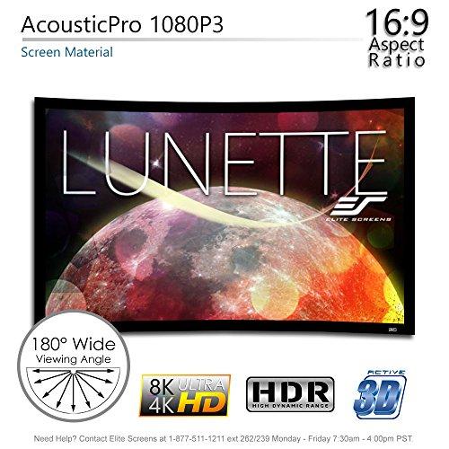 Elite Screens Lunette Series, 200