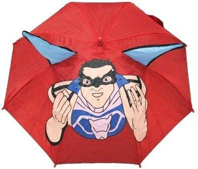 Sunsino Paraguas Infantil de superhéroe: Amazon.es: Hogar