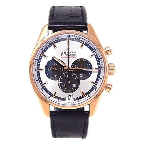 Zenith El Primero Automatic-self-Wind Male Watch 18.2040.4052 (Certified Pre-Owned)