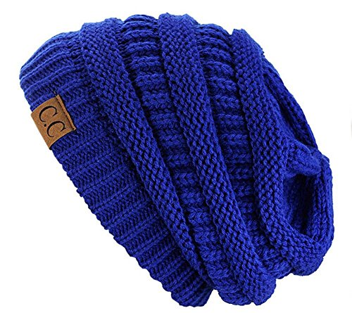 Trendy Chunky Stretch Beanie Skully product image
