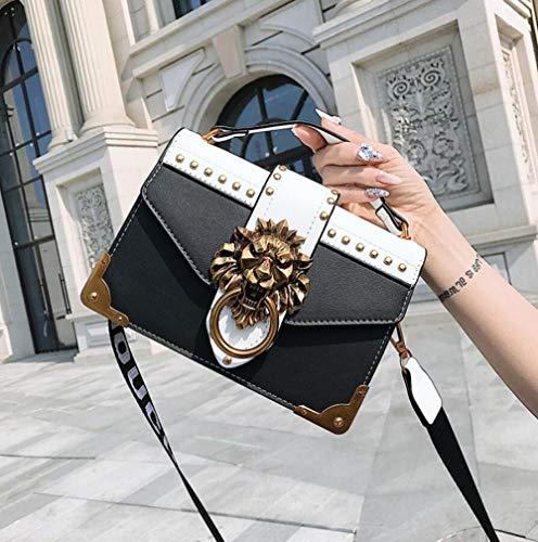 zlyhk Läderväska crossbody väskor för kvinnor läderhandväskor handväskor damväskor designer dam axlar