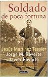 Soldado de poca fortuna par Martínez Reverte