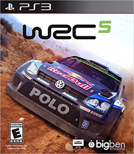WRC 5 Games at amazon