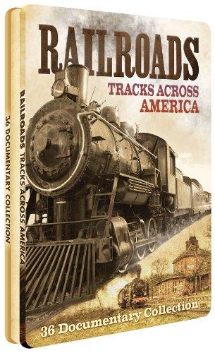 (Railroads - Tracks Across America - Collectible Tin)