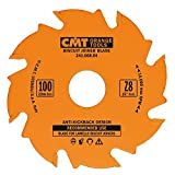 CMT 241.008.04 4-Inch by 8 Tooth 22mm Bore Biscuit Joiner Blade
