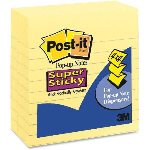 MMMR440YSS - Post-it Super Sticky Pop-up Note
