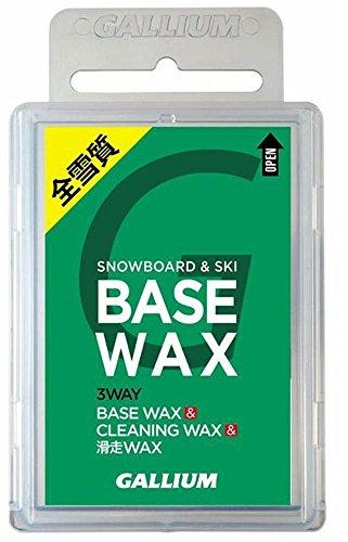 GALLIUM gallium 스노보드 유지보수 용품 튠(tune) 나프 유니버설 베이스 왁스 BASE WAX 100 전설질 SW2132