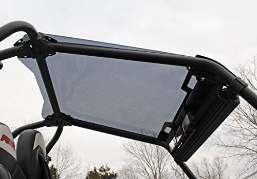 (SuperATV Dark Tinted Roof for Polaris RZR XP 1000 / S 1000 (2014+) - Easy to Install!)