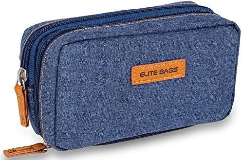 ELITE BAGS Diabetic´S Diabetikertasche (blau-bitone)