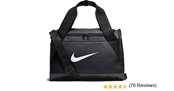 Nike Nk Brsla XS Duff Bolsa de Deporte, Hombre