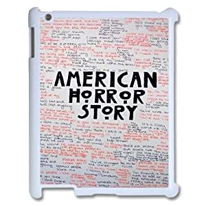 wugdiy Custom Case for iPad2,3,4 with Personalized Design American Horror Story