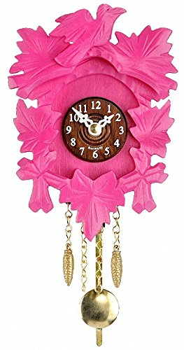 2168eeacd03a52 Trenkle Kuckulino Black Forest Clock with Quartz Movement for sale  Delivered anywhere in USA