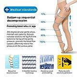 Opaque Compression Pantyhose Stockings 20-30mmHg